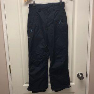 MEC snow black pants